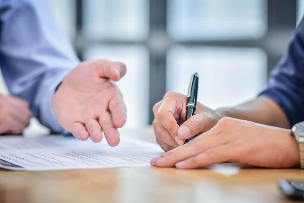 Que faire en cas de rupture de contrat?