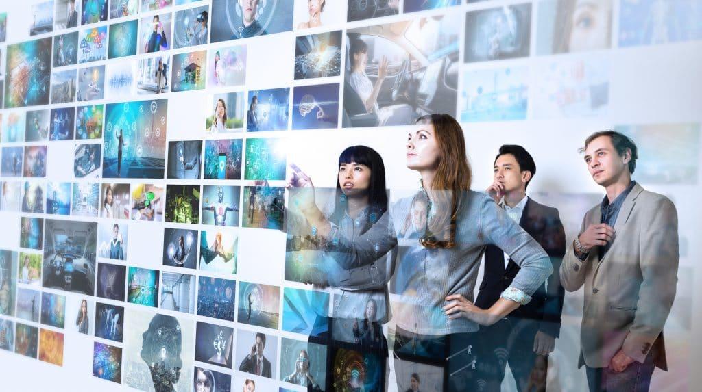 Qu'est-ce qu'un mur d'images ?