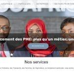Locafrique sort son nouveau site internet
