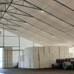 Tentes de stockage à longue durée :  un moyen efficace d'augmenter votre espace de stockage.